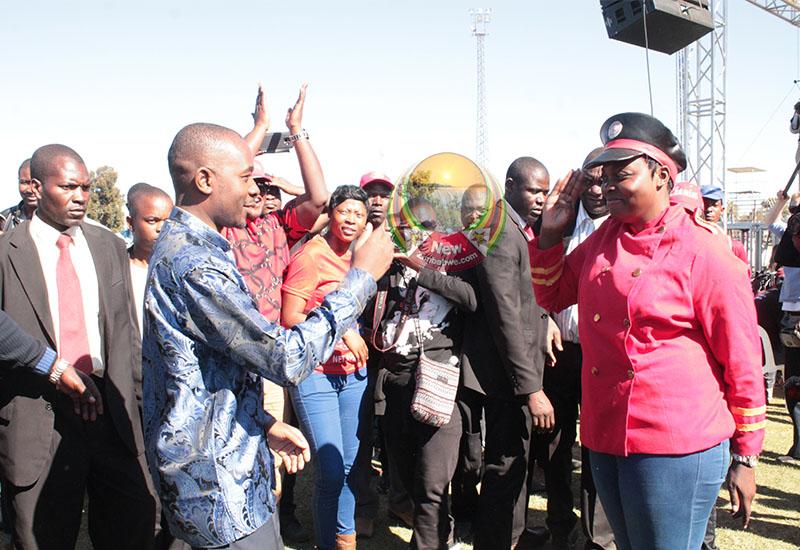 MDC congress: Celebrations galore in Gweru