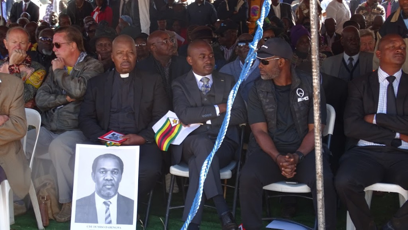 Chamisa slams Mnangagwa for snubbing Dabengwa burial