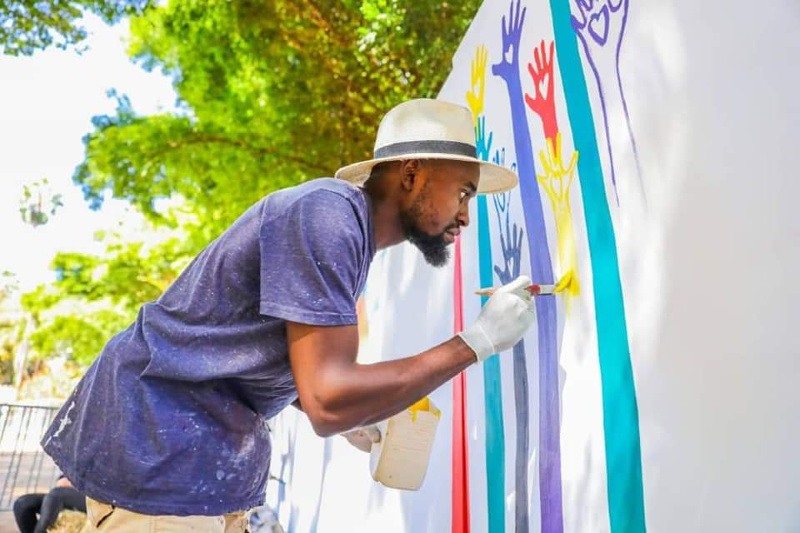 Harare's world class city vision needs murals – artists