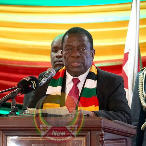 Reprieve for Mnangagwa, setback for Nyambirai in fight over US$ ban