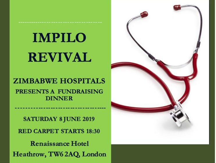 UK based Zim charity in fundraising bid for Mpilo hospital, event set for London this Saturday