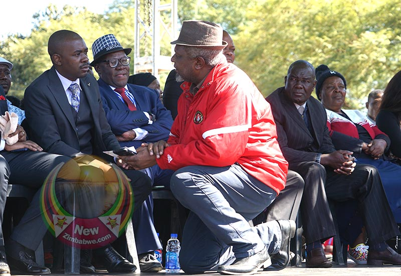 Chamisa to punish senior leaders for failure to attend meetings or coming late