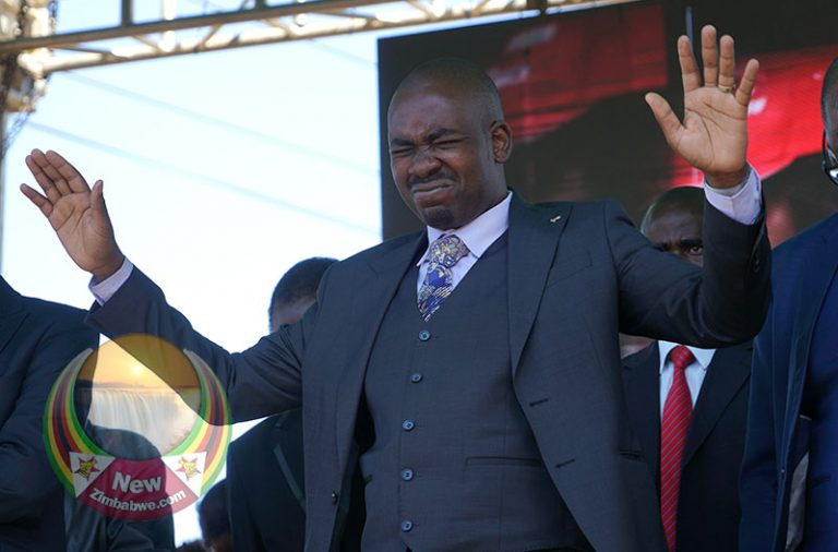 Chamisa tells ED, African leaders: Wake up and smell the change