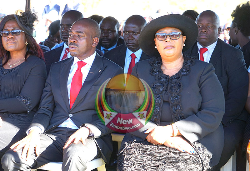 Tsvangirai's daughter brings old foes Chamisa and Khupe into same space