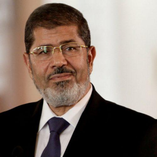 Tormented former Egyptian leader Morsi dies