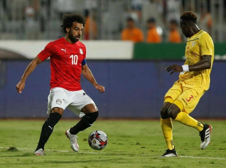 Warriors fall to Egypt's Pharaohs in AFCON opener