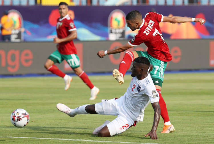 AFCON 2019: Morocco snatch victory in Afcon opener