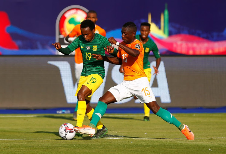 South Africa kick off Afcon with defeat to Ivory Coast