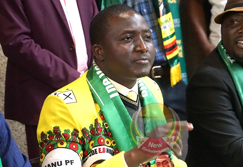 Zanu PF youths demand 40 percent command agriculture machinery