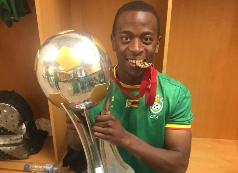 Alec Mudimu praises Warriors' persistence