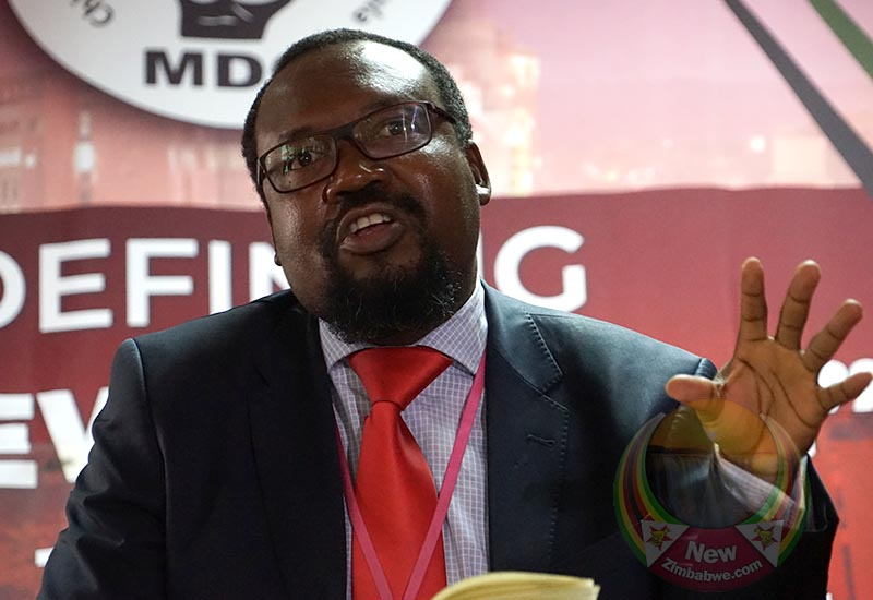 MDC in dialogue u-turn, dumps demands for meeting with Zanu PF only