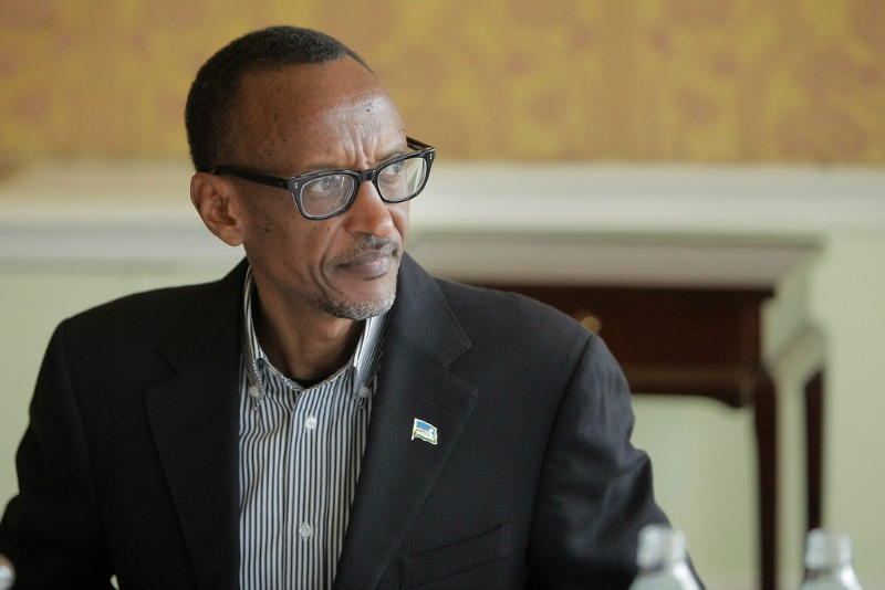 Convince your people first, Kagame tells Mnangagwa
