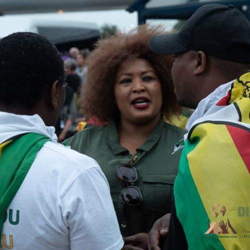 Diaspora Insurance wheels WC bound Zim Gems who arrive to rapturous welcome