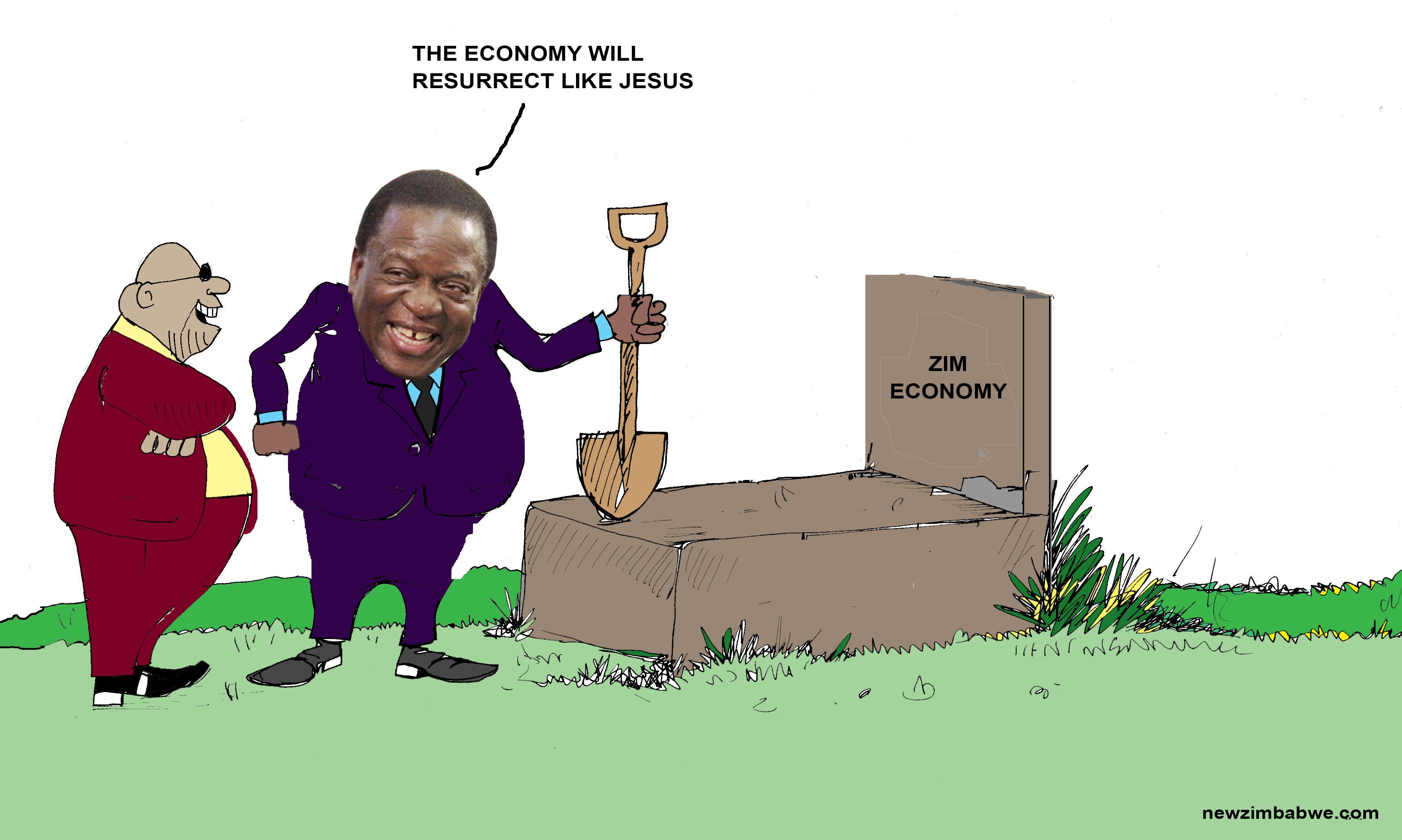 Economy will resurrect