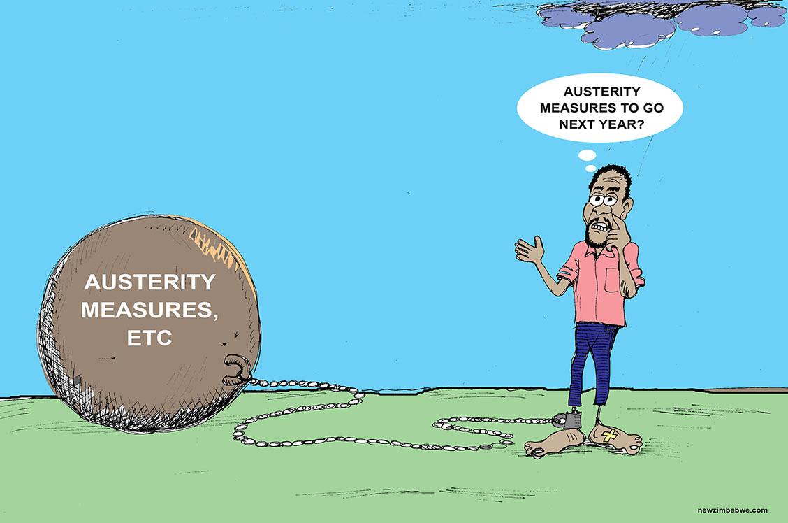 Austerity measures to go