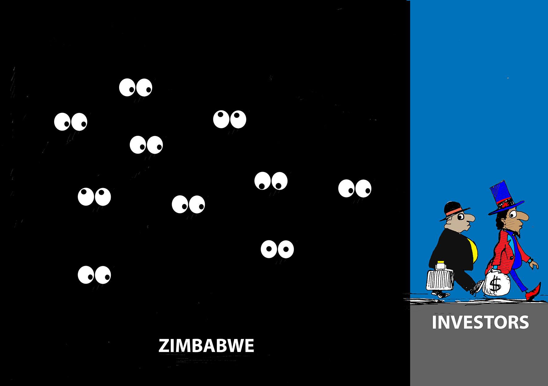 Investors shunning Zimbabwe