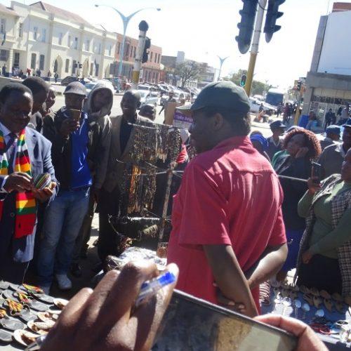 Matemadanda meets Byo vendors, shop owners over crisis