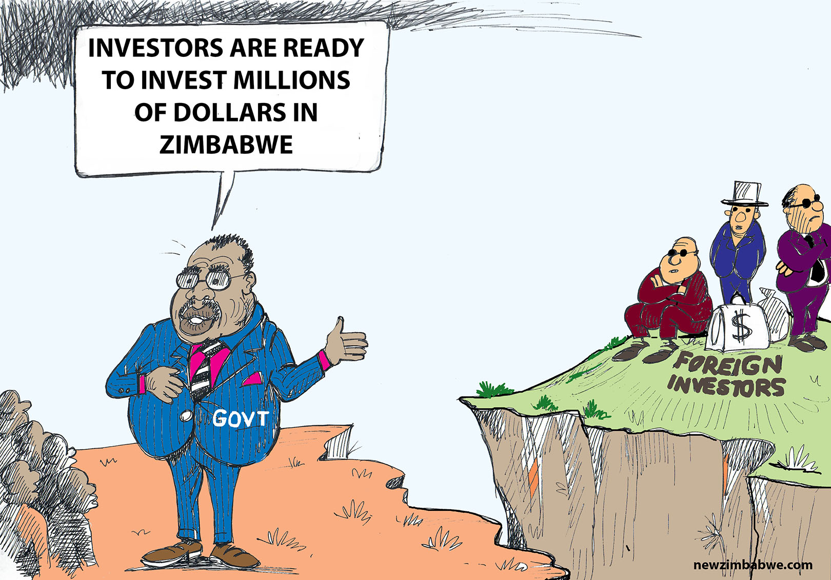 Investors have confidence in Zim