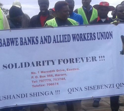 ZIBAWU drags sector employers to court demanding US$ salaries