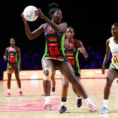 Netball World Cup: Gems lose to Malawi Queens
