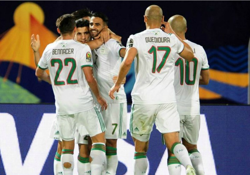 Algeria crowned AFCON champions