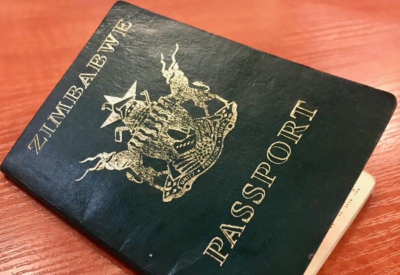 Zim passport crisis: Only 60 passports being printed per day