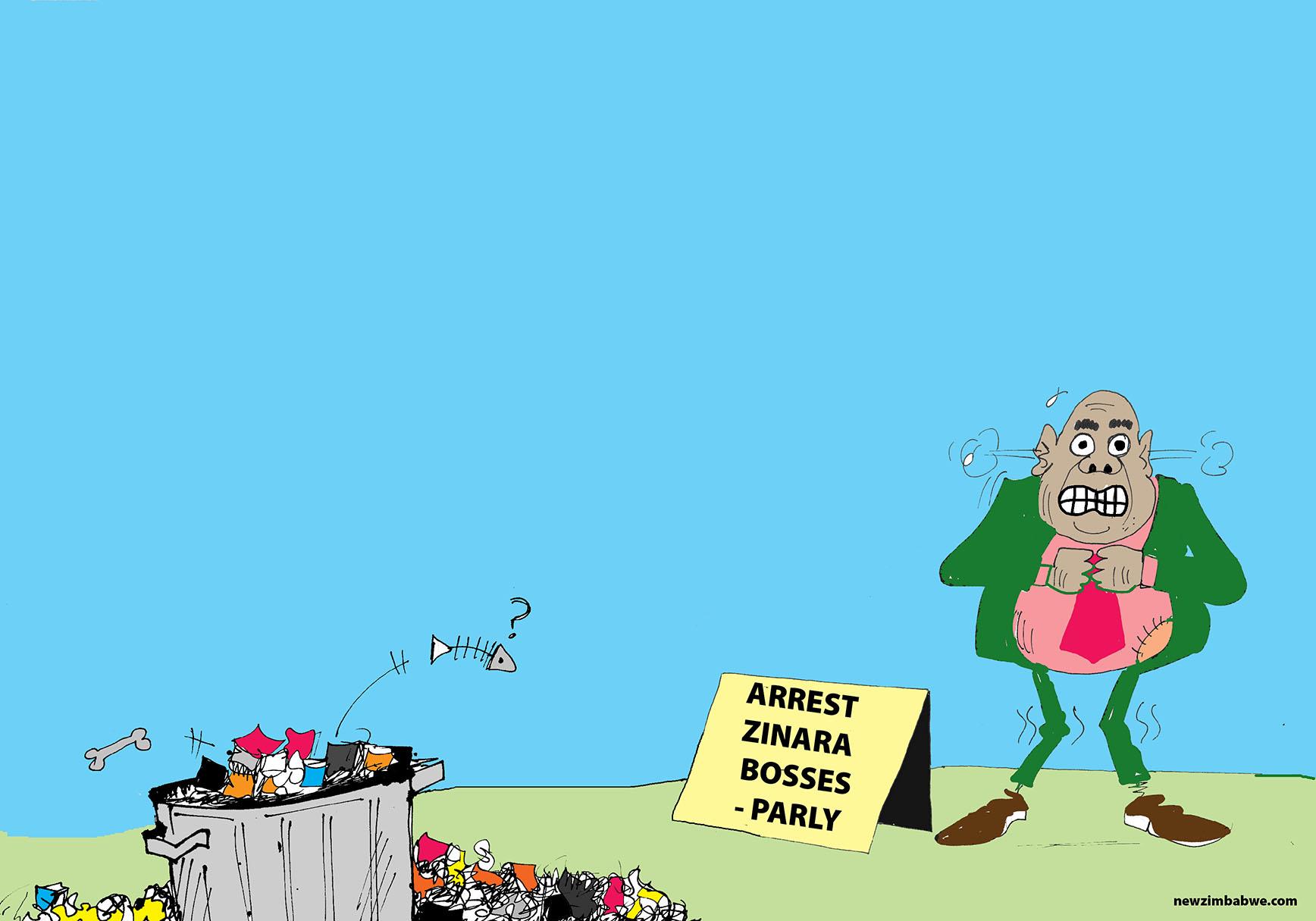 Arrest ZINARA bosses