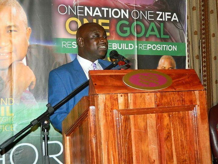 Veteran football administrator Manyengavana dies