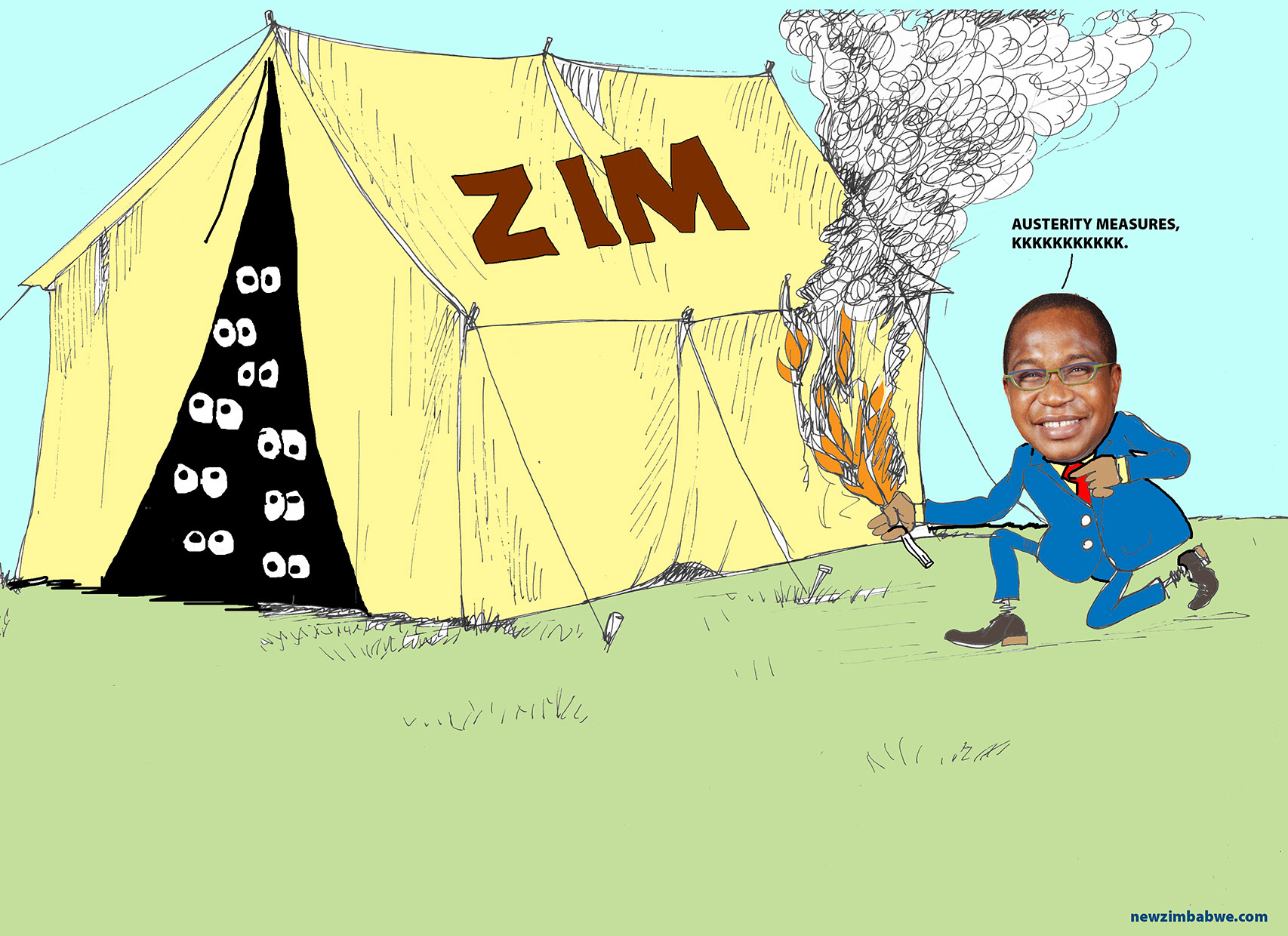 Prof Mthuli and austerity measures