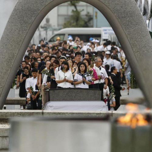 Hiroshima marks 74th anniversary of atomic bombing