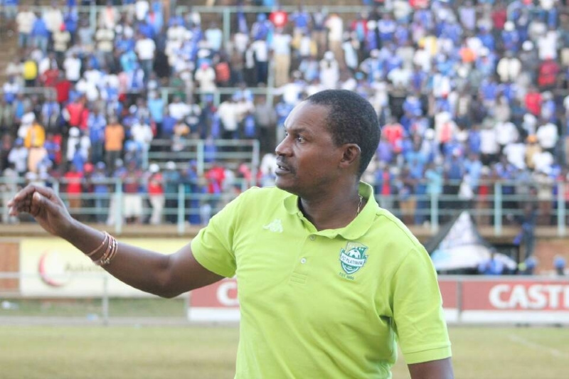 Mapeza quits as FC Platinum coach