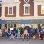Mthwakazi Party Demonstrates Against NRZ Hiring Workers Outside Bulawayo
