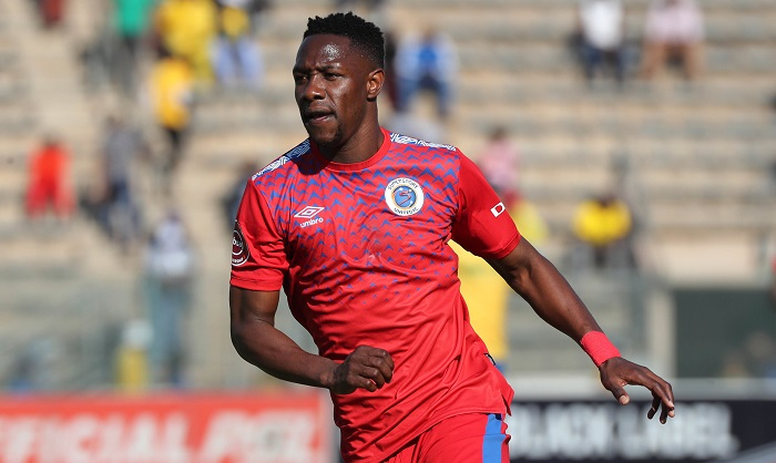 SuperSport United turn down Kaizer Chiefs offer for Evans Rusike