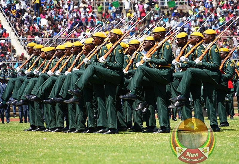 Mnangagwa warns MDC against violence, military in show of force