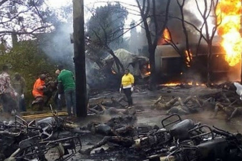 Tanzania: 75 dead in fuel tanker explosion