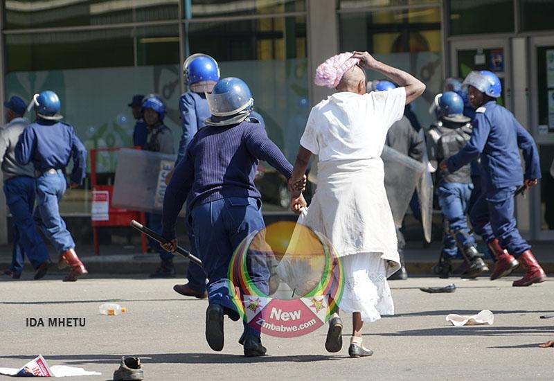 MDC demo ban forces halt in protest court challenge