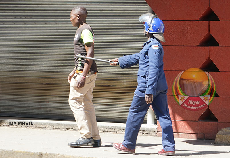 MDC Alliance Councillor, Official Remanded In Custody Over #31July Protests In Chegutu