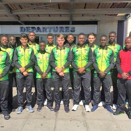 Zimbabwe U-19 cricket team embarks on SA tour