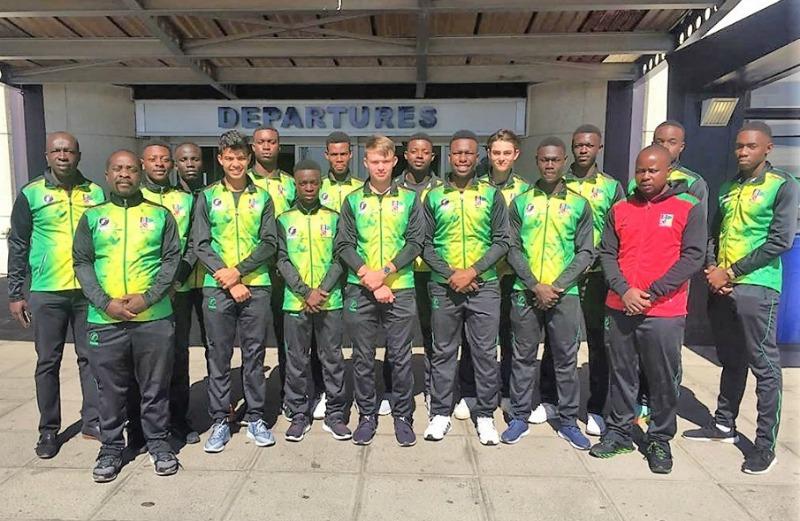 Injury Setback for World Cup-bound U-19 Cricket Side
