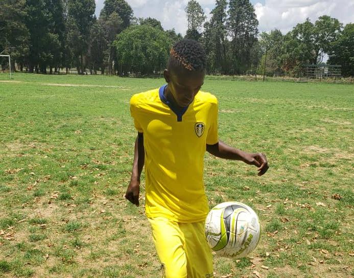 Teenage striker Munashe Pini lights up ZIFA Division Two League