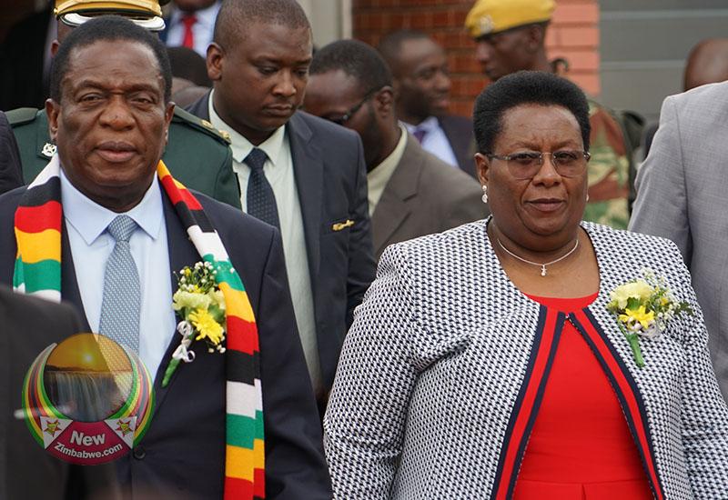 Mnangagwa and EU envoy in ugly verbal exchange