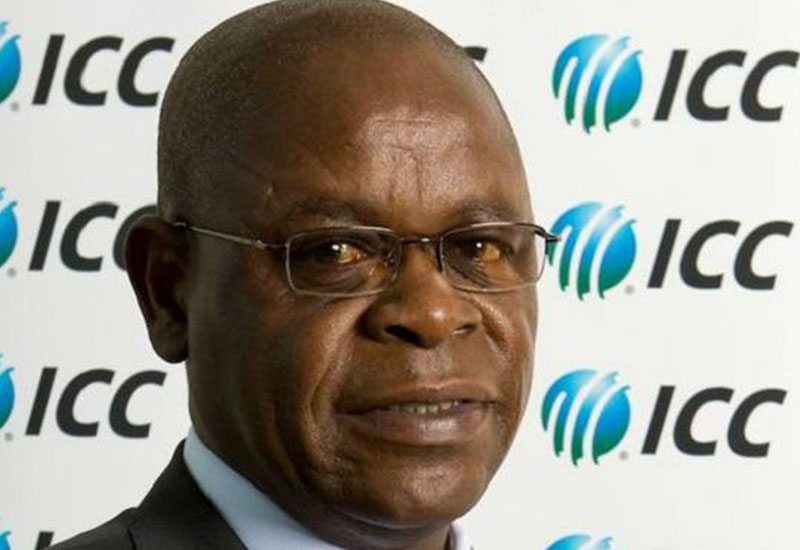 Veteran Cricket administrator Peter Chingoka dies