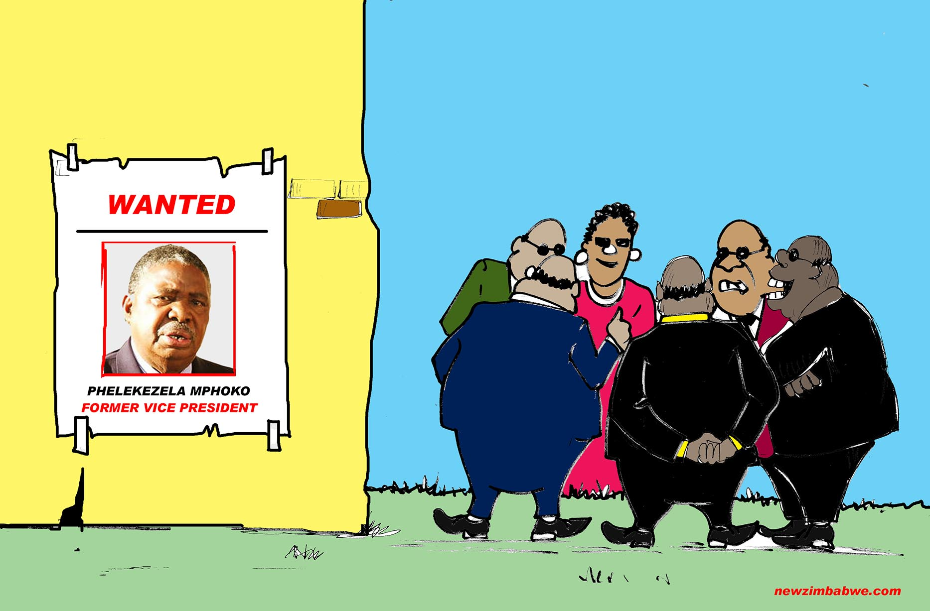 Mphoko now a wanted man