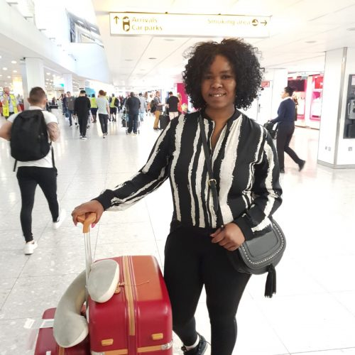 Zahara arrives in London for Mzansi Festival, promises to light up the stage