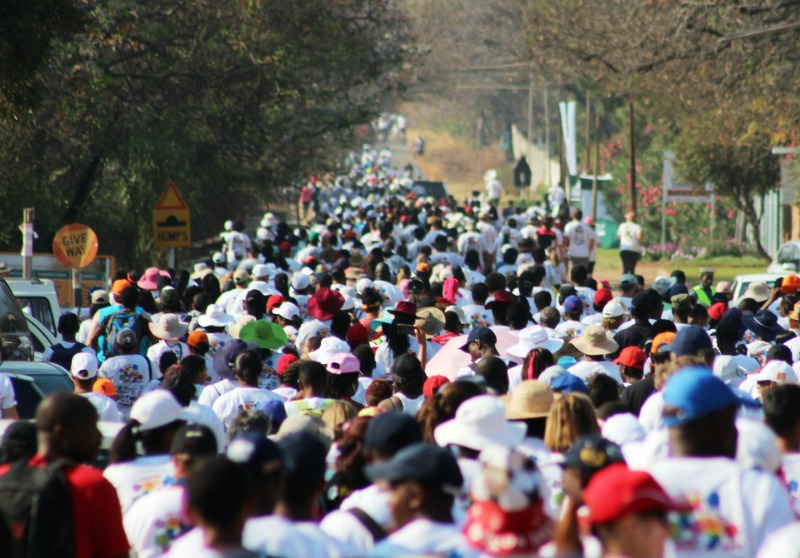 Spar Bonsa Cancer fun walk set for September