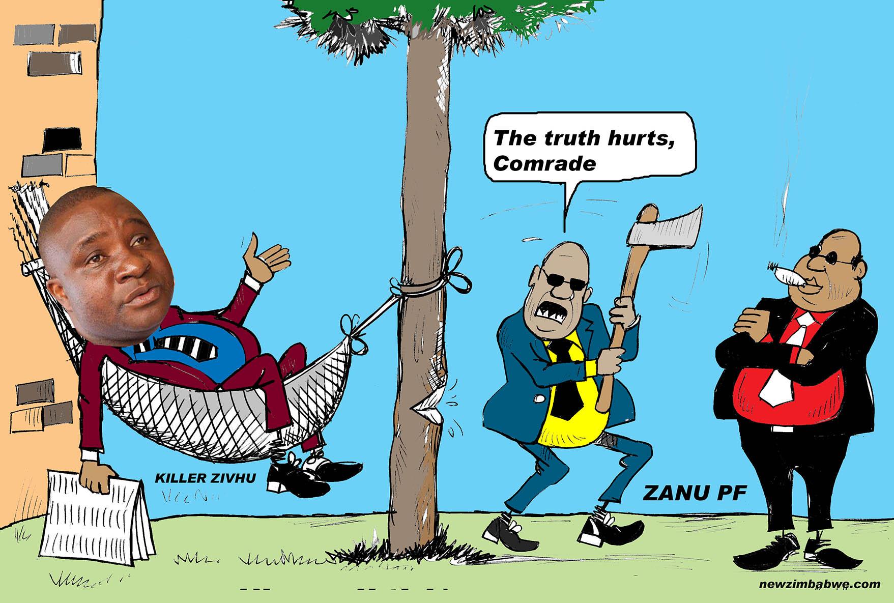 ZANU PF suspends Killer Zivhu
