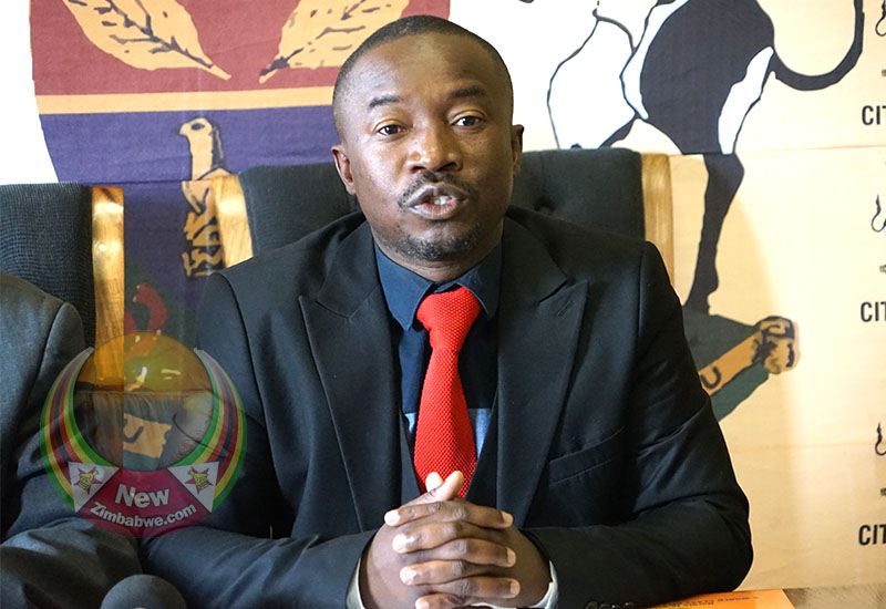 Harare Mayor Jacob Mafume Arrested Again