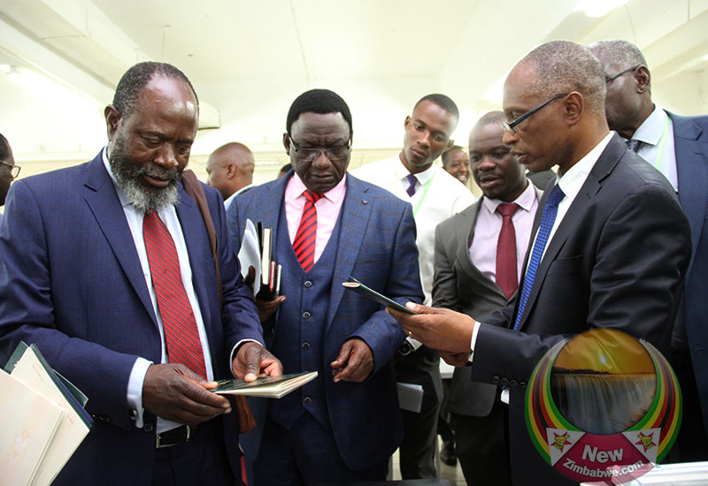 Images of MPs visiting passport production centre