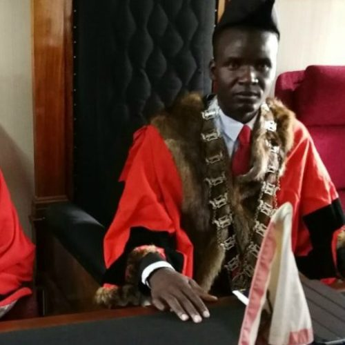 Chitungwiza mayor-councillor battle drags on