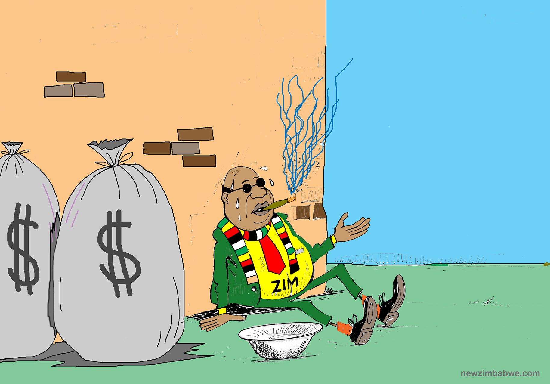 Whither now Zimbabwe